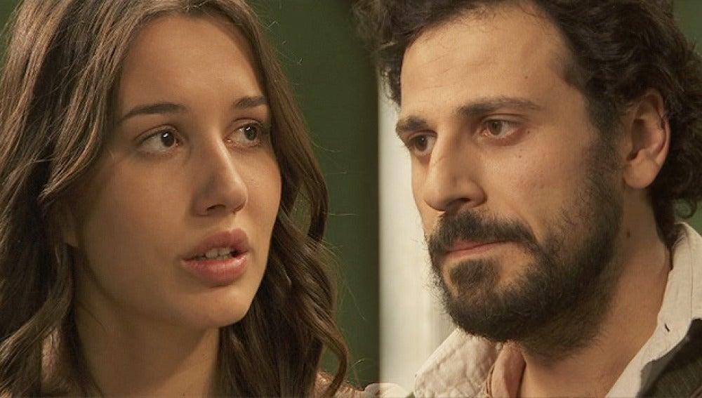 Aurora y Conrado tendrán que probar si su amor es verdaderamente fuerte