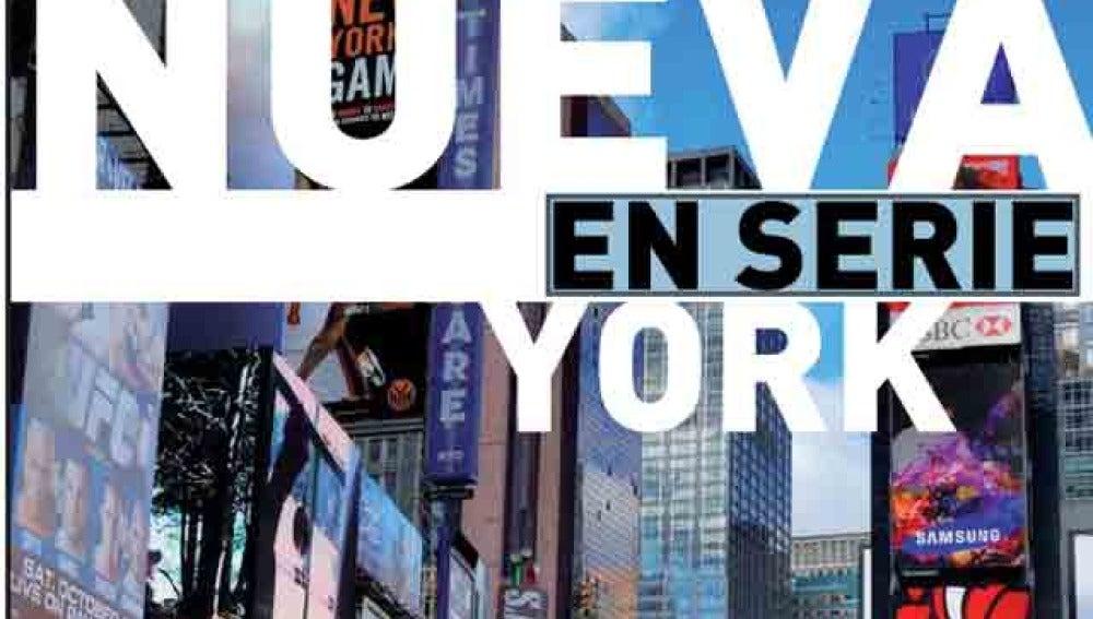 Portada Nueva York En serie