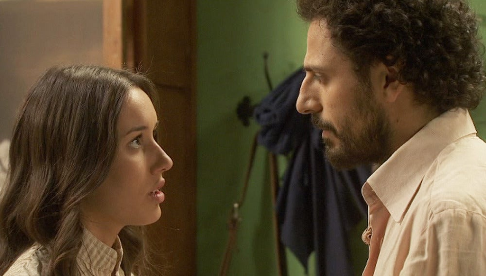 ¿Le contará Conrado a Aurora la verdad de su hijo?