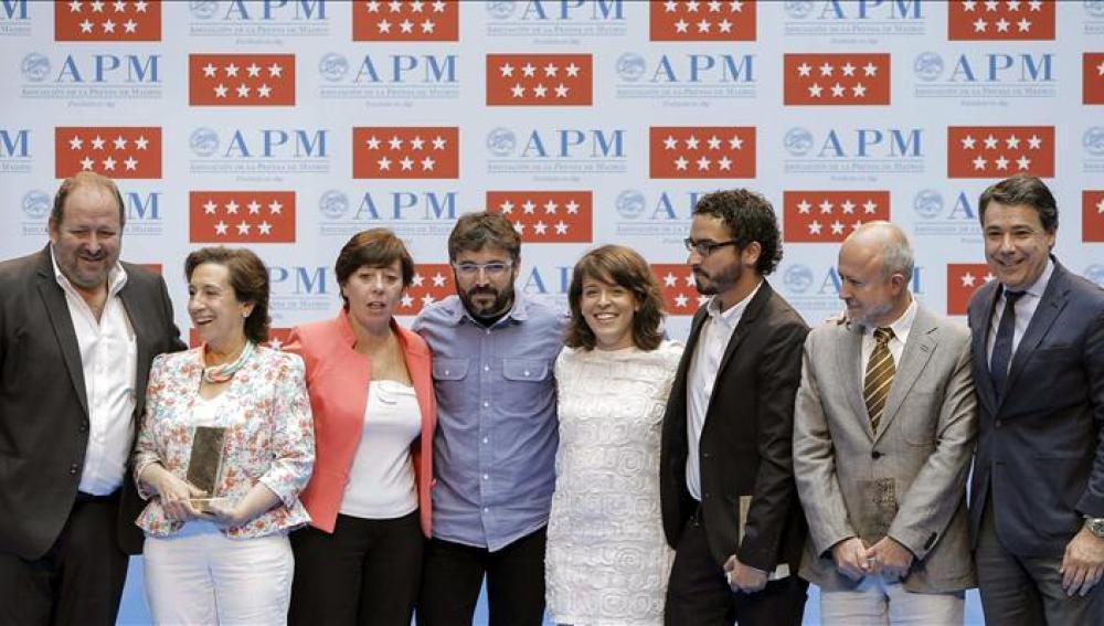 Jordi Évole, premio de la APM por Salvados
