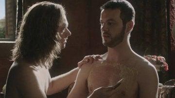 Pelicula porno de juego de tronos Gay Of Thrones La Parodia Porno De Juego De Tronos