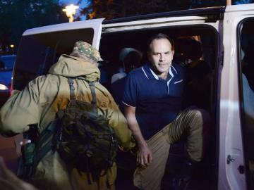 Liberado el observador español de la OSCE retenido en Ucrania por las milicias