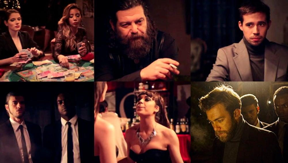 Los actores de Puente Viejo, protagonistas de un videoclip