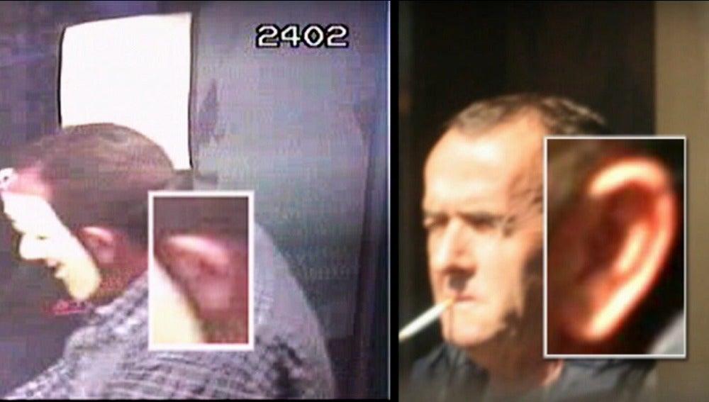 Una oreja permitió a la Policía detener a un histórico atracador con varias condenas
