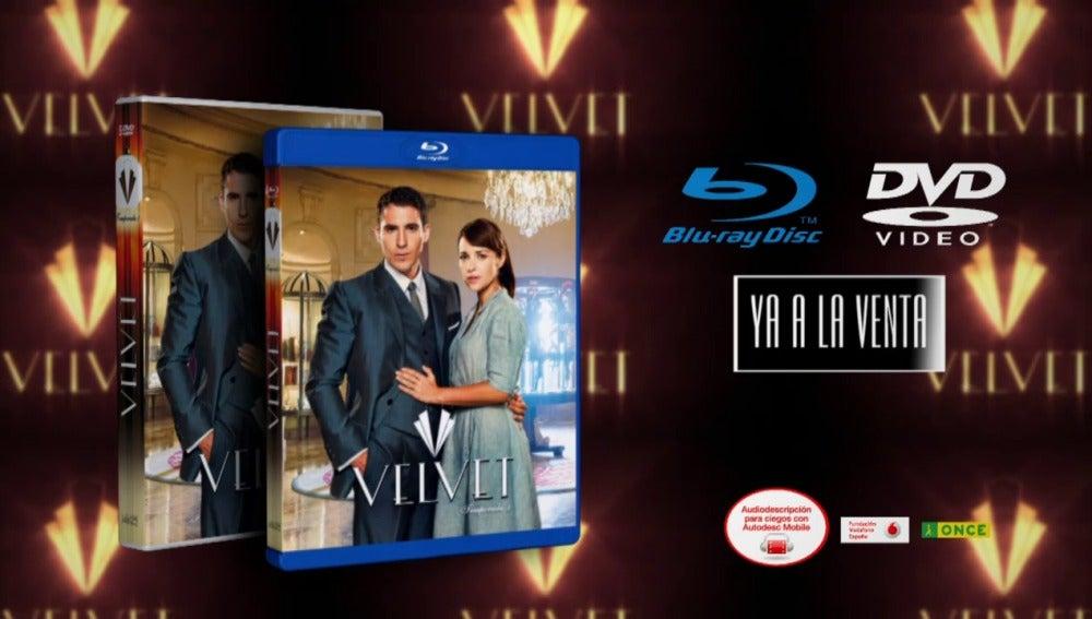 DVD de 'Velvet'