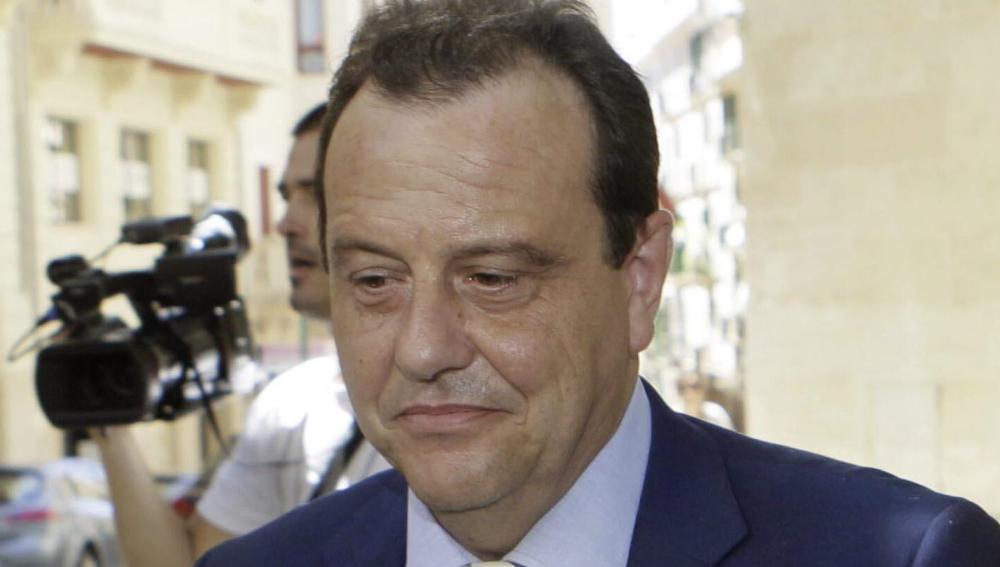 El fiscal anticorrupción, Pedro Horrach