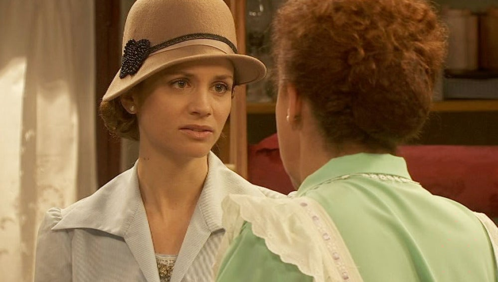 Alicia le contará su historia a Dolores