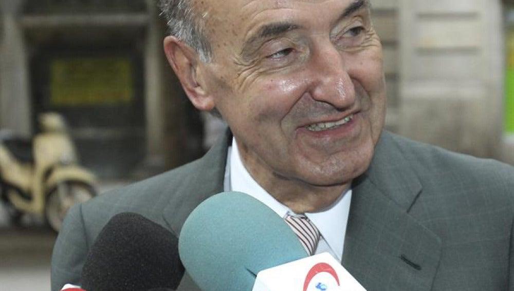 Miquel Roca, abogado de la infanta Cristina.