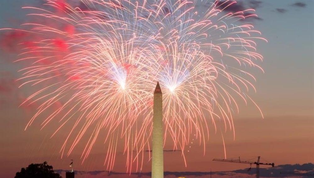 EEUU celebra el Día de  la Independencia (05-07-2014)