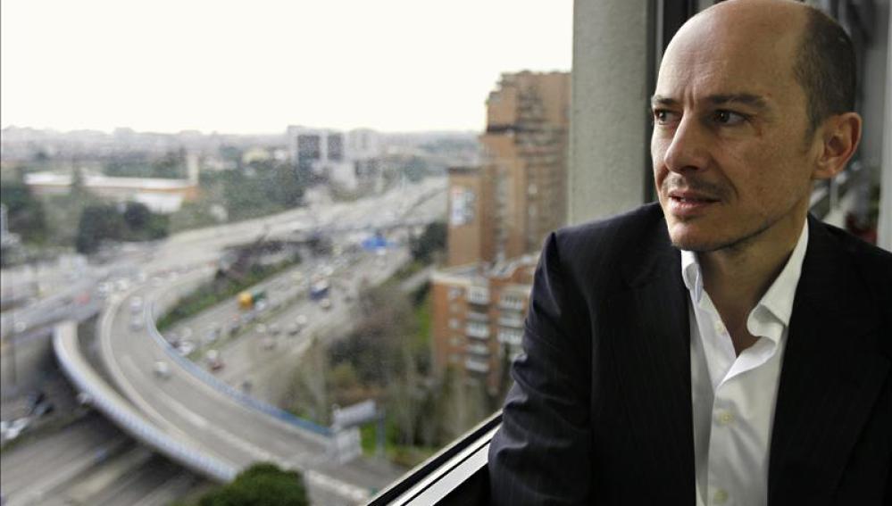 Jenaro García, expresidente de la compañía Gowex