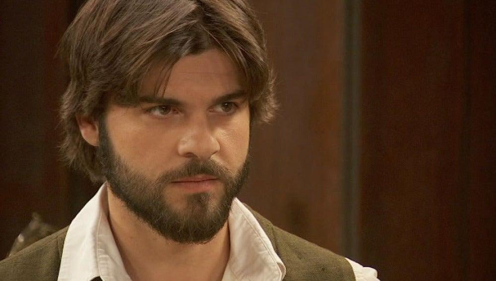 """Gonzalo a María: """"Te ruego que no vuelvas a poner un pie en La Casona"""""""