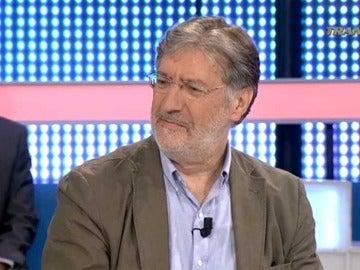 Pérez Tapias en Espejo Público