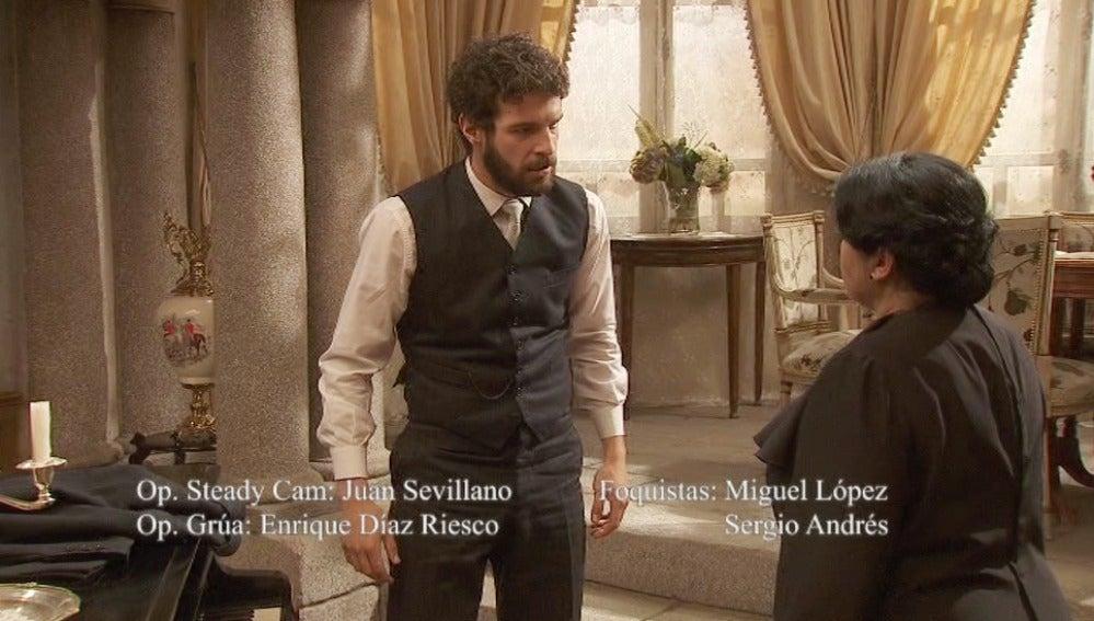 Bosco reprocha los reproches a Francisca