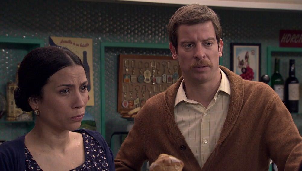 Marcelino y Manolita ahogados por las deudas