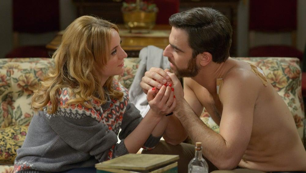 Valeria y Diego