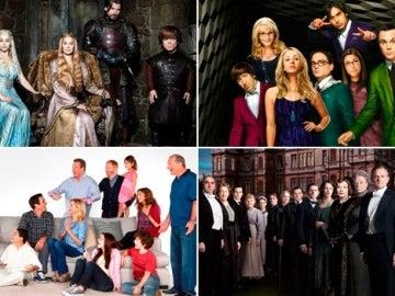 Series nominadas Premios Emmy 2014