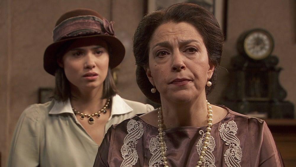 Maria y Francisca