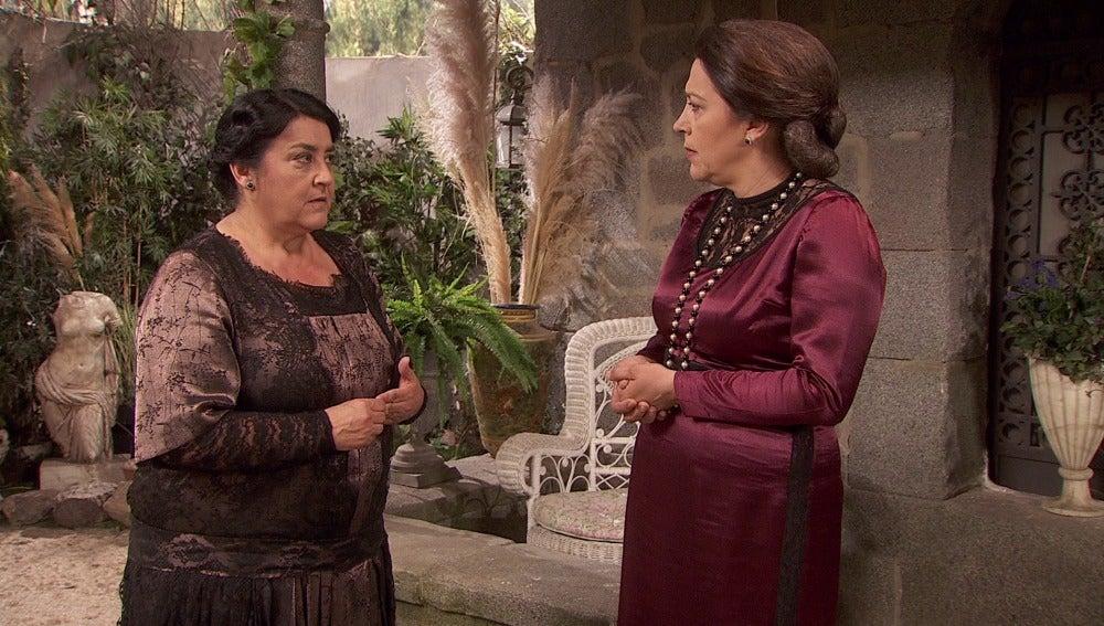Bernarda y Francisca