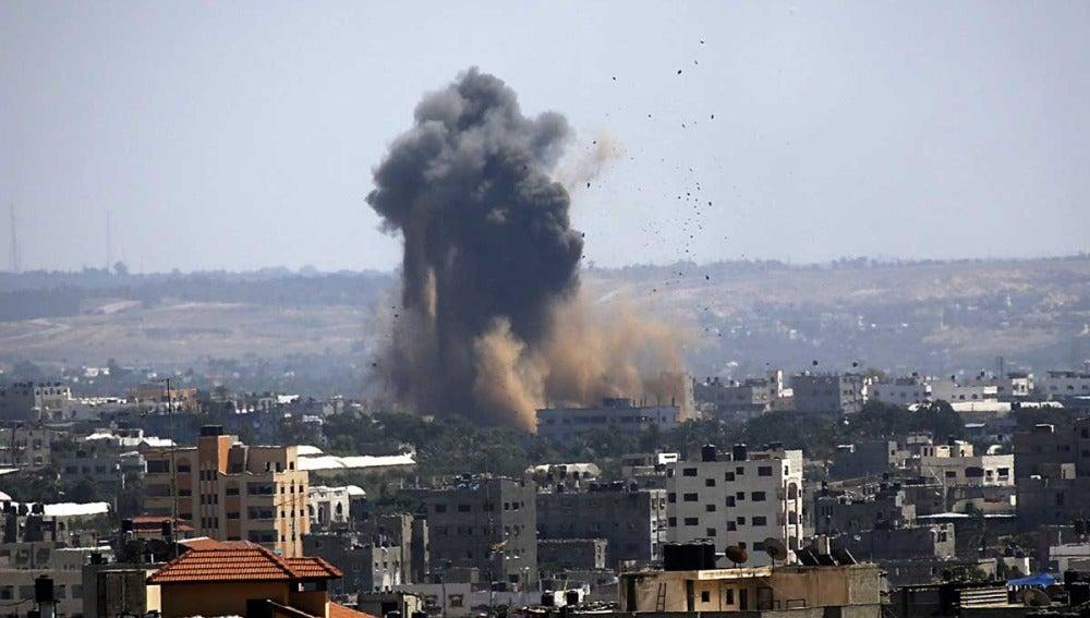 Israel reanuda los bombardeos