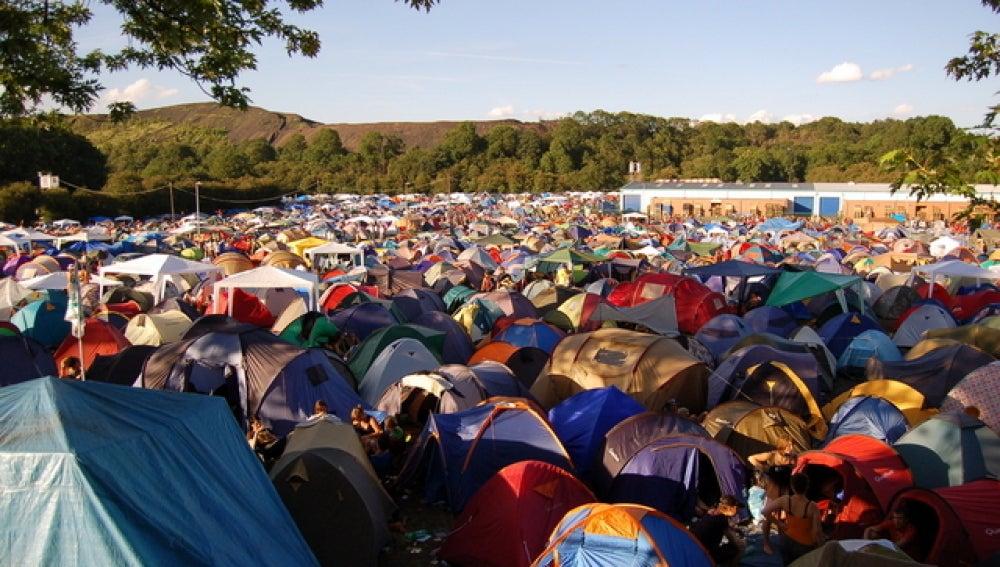 Camping de Dour