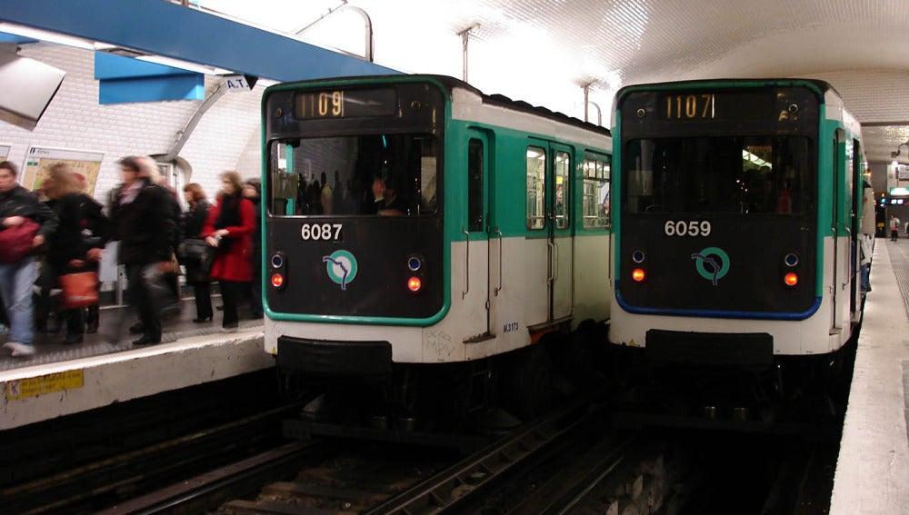 Estación de París