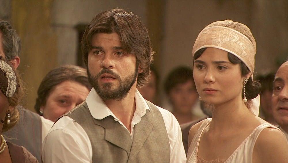 Gonzalo y maria