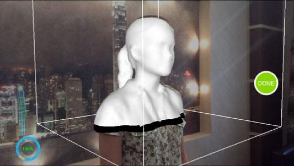 Structure, un sensor para hacerte autofotos en 3D