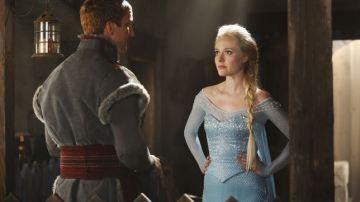 Primera imagen de Elsa (Frozen) en Once Upon A Time