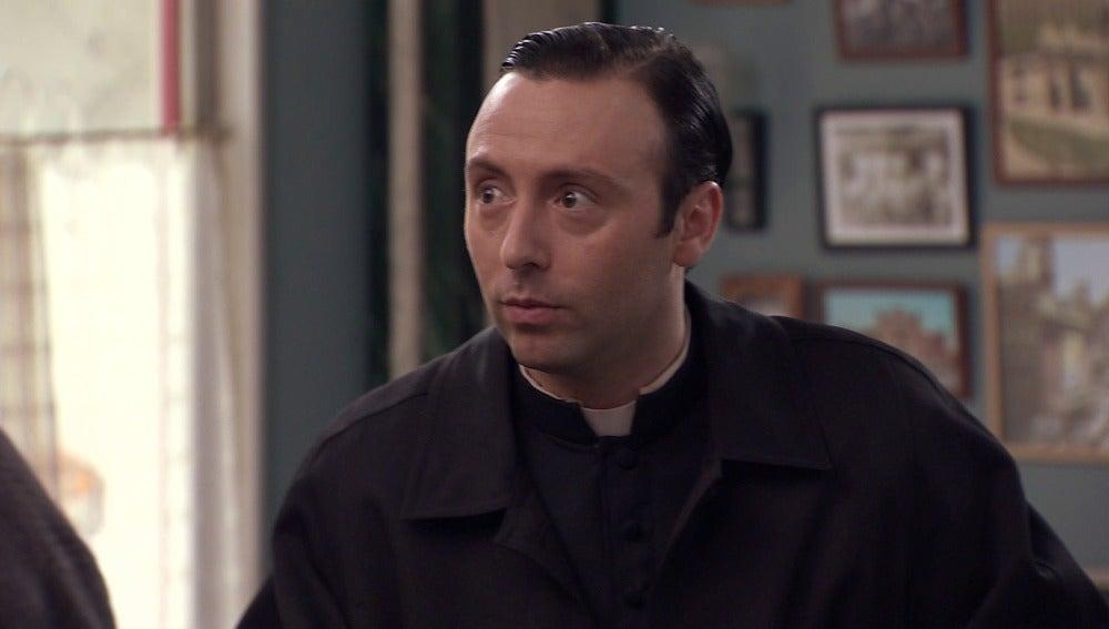 Isidro decide ayudar a Katherine
