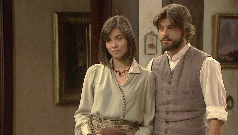 María y Gonzalo no encuentran a Tula