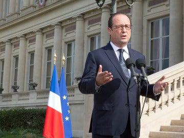 Tres días de luto en Francias