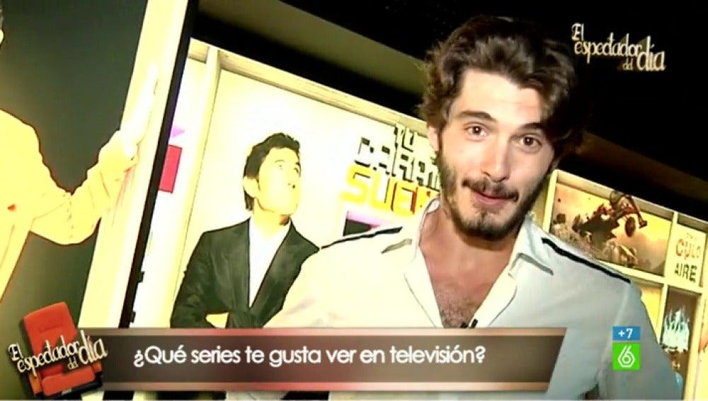 Objetivo tv antena 3 tv qu ven en la tele yon gonz lez for Blanca romero serie antena 3