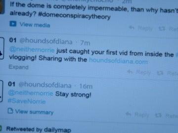 La cúpula en twitter