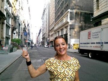 Sala, el local del que Bárbara es manager en Nueva York
