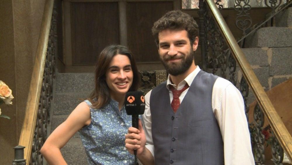 Fariba y Francisco