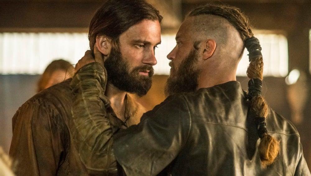 Rollo y Ragnar
