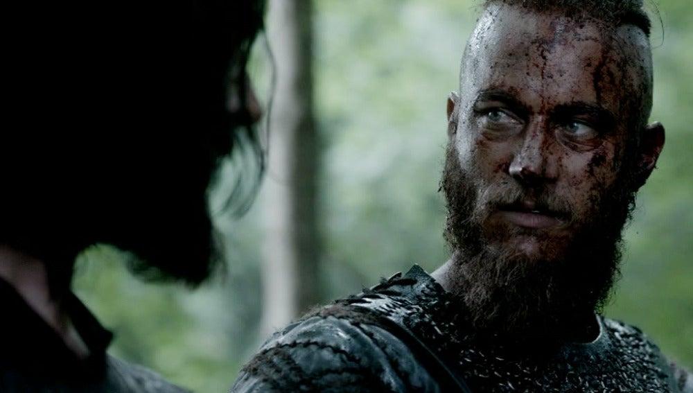 Los vikingos llegan a tierras del rey Ecbert
