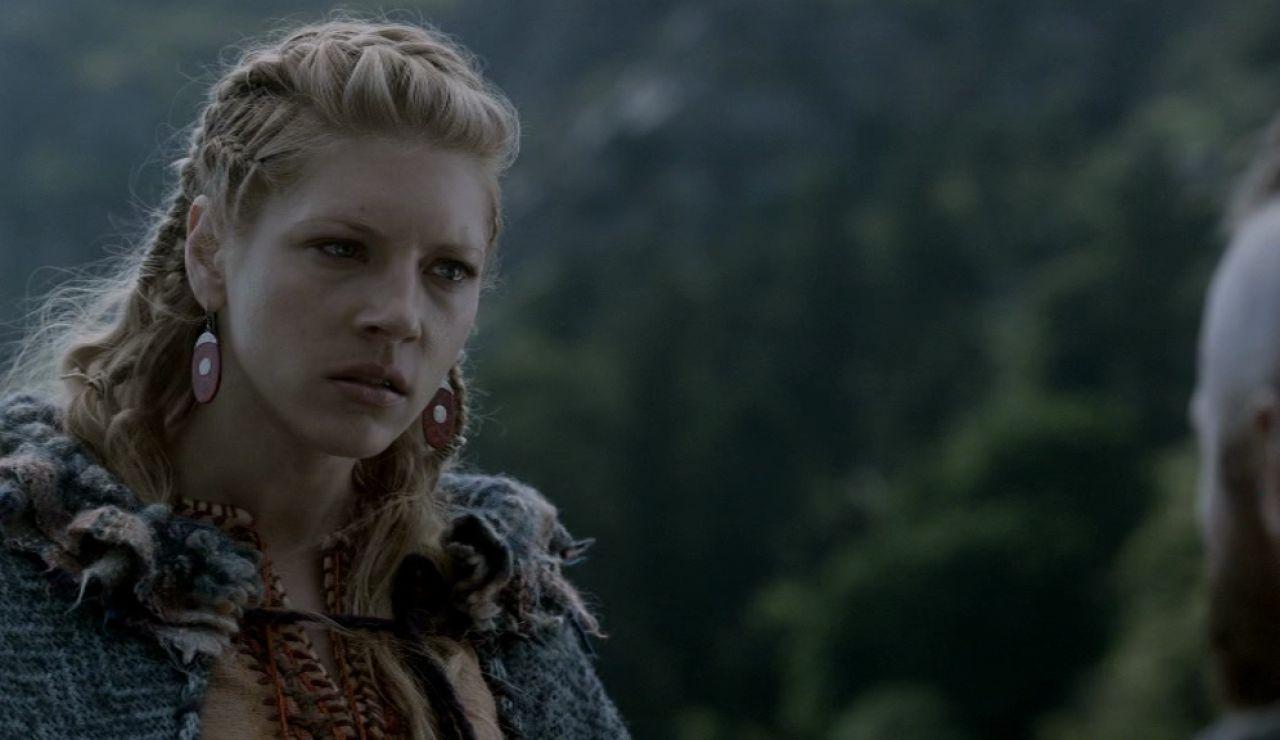 Lagertha abandona a Ragnar