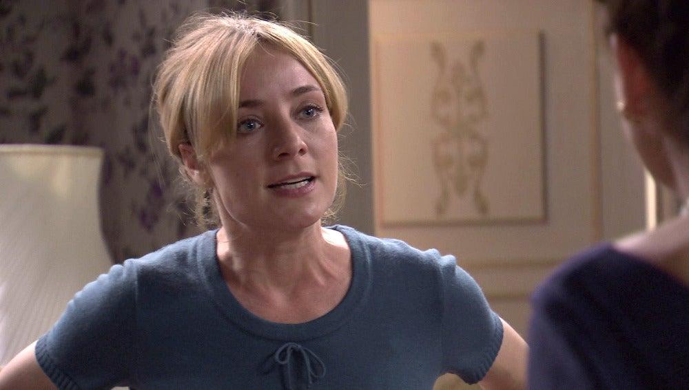 Valeria acusa a Elena de la muerte de Rubén