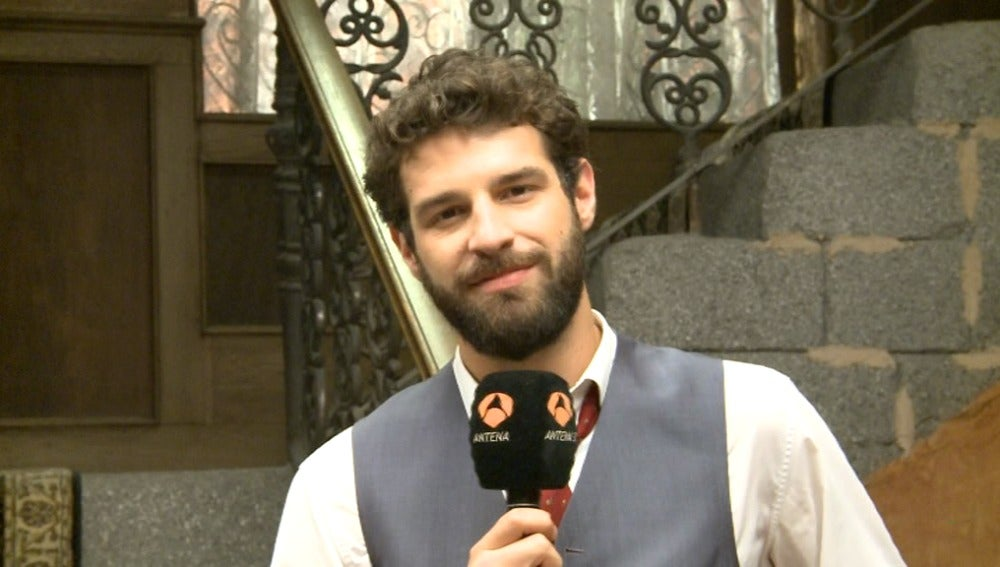 Francisco Ortiz: Inés es lo mejor que le ha pasado a Bosco