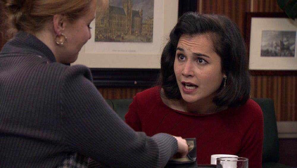 "Katherine: ""He tenido sexo con el padre Isidro"""