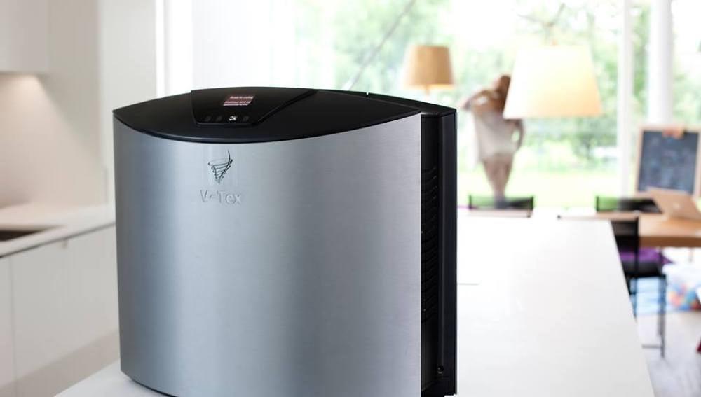 Con un diseño vanguardista, este enfriador exprés promete revolucionar nuestro hogar.
