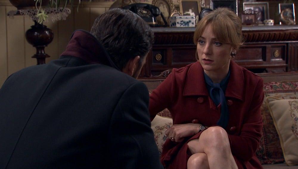 Valeria denuncia a Augusto