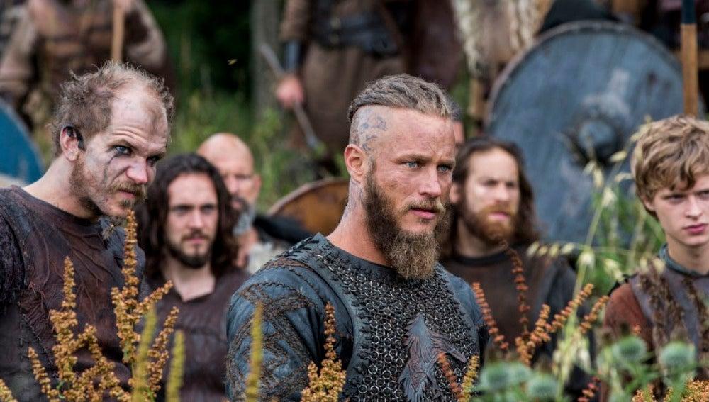 Floki y Ragnar