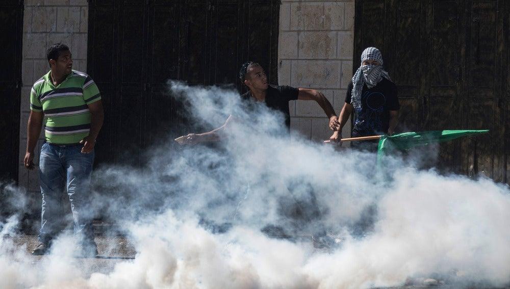 Sigue la tensión en la Franja de Gaza