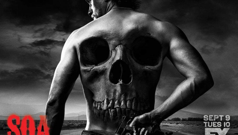 'Sons of Anarchy' estrena póster de su séptima temporada