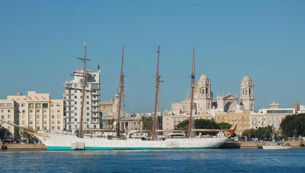 Buque escuela de la Armada española