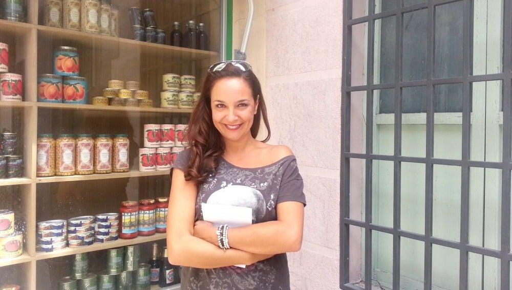 Raquel Infante: Voy a llevar a Marina siempre dentro de mi corazón