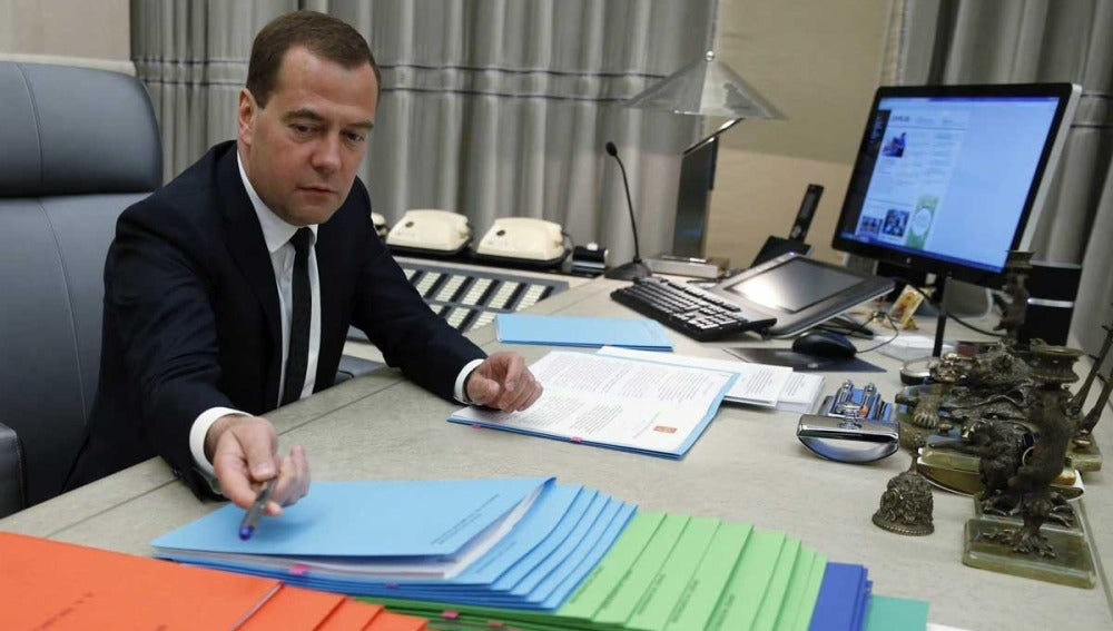 Dmitry Medvédev