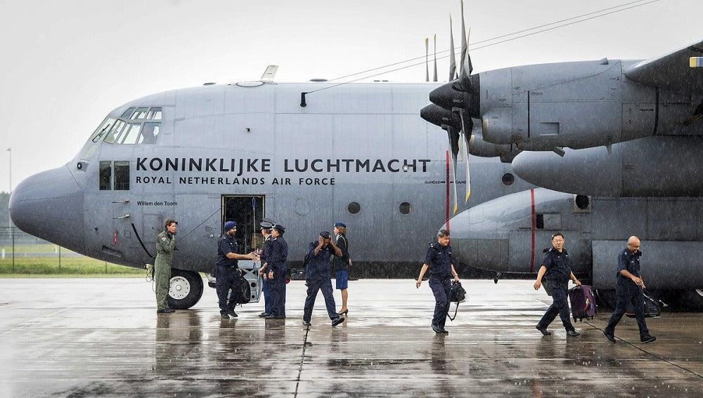 Separatistas prorrusos aseguran haber entregado todos los restos mortales del vuelo MH17